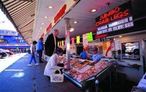 fish market on maine ave